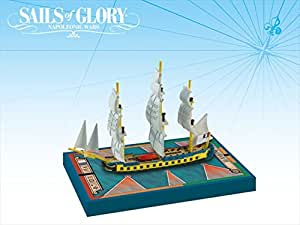 Sails of Glory Hermione 1779 Ship Pack