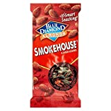 Blue Diamond Smokehouse Mandeln (70g) - Packung mit 6