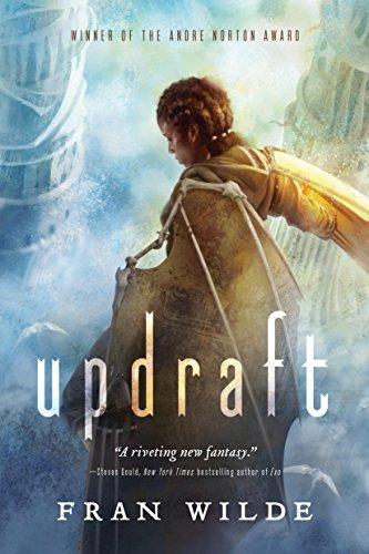 Updraft: A Novel (Bone Universe Book 1) (English Edition)