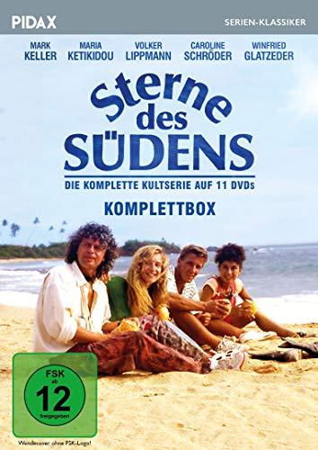 Sterne des Südens - Komplettbox / Die komplette Kult-Serie (Pidax Serien-Klassiker) [11 DVDs]