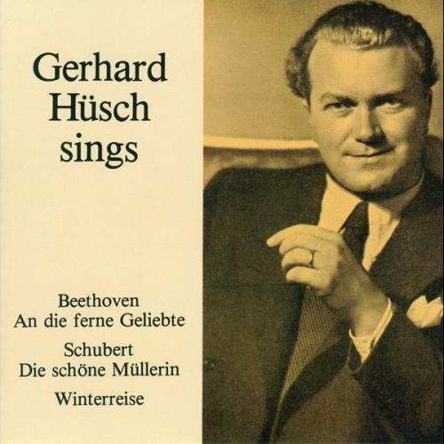 Récital Gerhard Hüsch