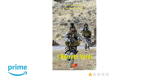 Amazon.it  I Berretti Verdi  Volume 4 - Angioni - Silvestri - Lombardi -  Libri be0f4ca3ce10