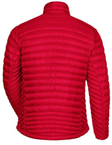 Vaude Herren Kabru Light Jacket Ii Jacke Indian Red