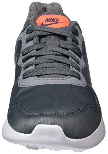 Nike Md Runner 2 Lw, Chaussures de Tennis Homme Multicolore (Dark Grey / Cool Grey / Hyper Orange)