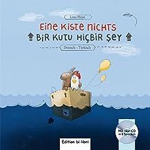 Eine Kiste Nichts: Kinderbuch Deutsch-Türkisch