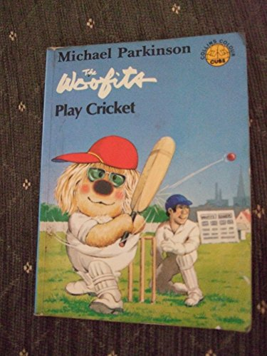 Woofits Play Cricket (Colour Cubs) por Michael Parkinson