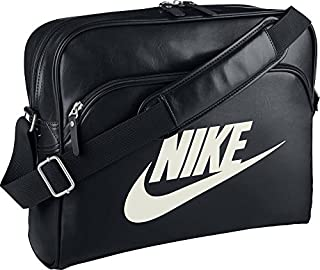 Nike Herren Tracktasche Heritage Black/Sail, 40 cm (B006OW8O1A) | Amazon price tracker / tracking, Amazon price history charts, Amazon price watches, Amazon price drop alerts