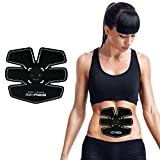 Abdominal Trainer, Muscle Toner Toning Belts Ab Trainer Core Training Equipment Waist Trainer Stomach Exercise Machine Men Women Fitness Home Gym Equipment 05USB Charge Apparatus*1