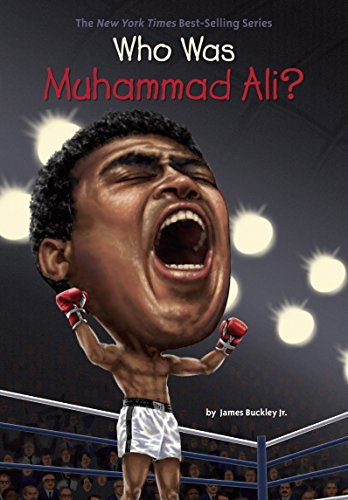 Who Is Muhammad Ali? (Who Was...?) por James Buckley