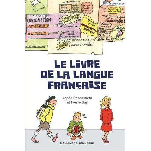 Le livre de la langue française