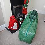 Custodia per riporre l'albero di Natale 120 cm x 33 cm x 30 cm