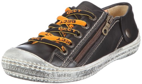 Eject Damen DASS Low-top, Schwarz/benisa Black, 38 EU