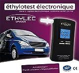 Ethylotest Electronique ETHYLEC classe2 NF