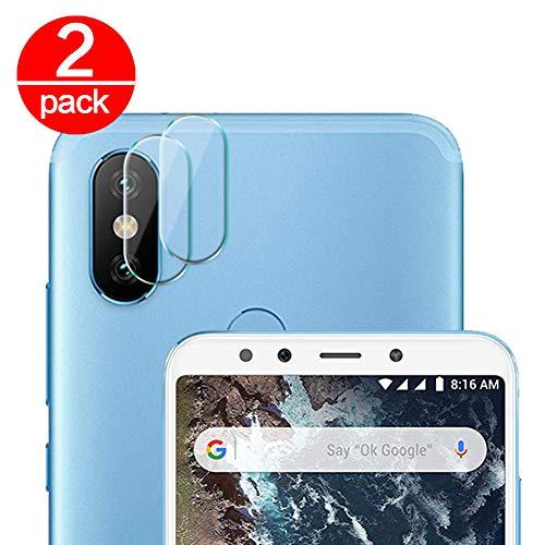 [2-Pack] Cristal Templado Lente Cámara Xiaomi Mi
