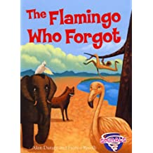 The Flamingo Who Forgot (Spirals)