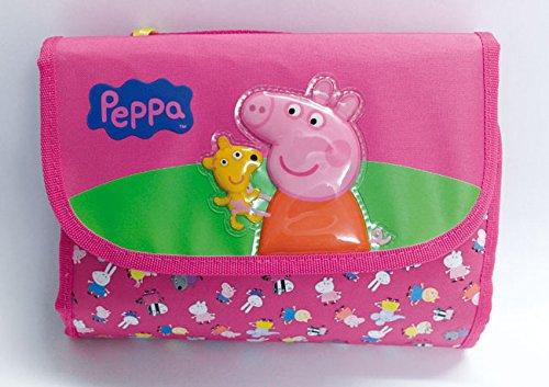 Estuche attrezzato Peppa Pig y George