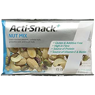 Acti-Snack Nut Mix Impulse 40 g (Pack of 12)