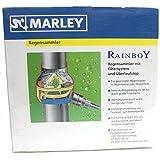 Marley Regensammler Rainboy mit Filtersystem in braun