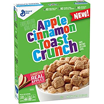Céréales General Mills Apple Cinnamon Toast Crunch (330g)