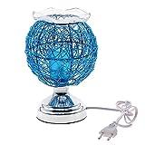 Dimmable Aromatherapy Nest Lampe de table Fragrance Électrique Huile essentielle Essence Air Aroma Diffuseur Night Light Décor...