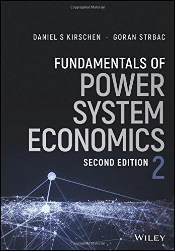 Fundamentals of Power System Economics (2 Öl-system)