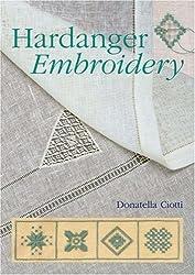 Hardanger Embroidery by Donatella Ciotti (2006-10-28)