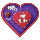 Milka, I love Milka Geschenkherz klein, 50 g