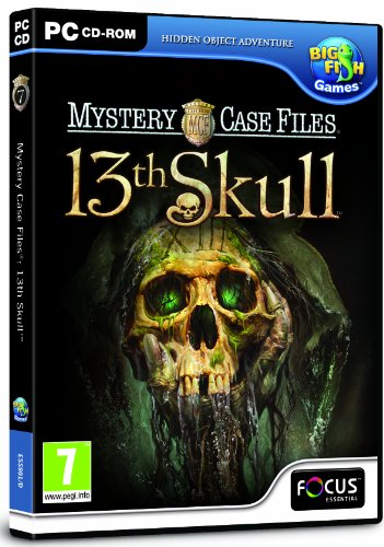 Mystery Case Files: 13th Skull (PC CD)