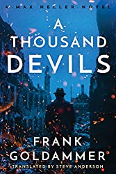 A Thousand Devils (Max Heller, Dresden Detective Book 2) (English Edition)
