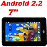 "2011 Version 7"" Cheapest Apad WM8650 Tablet PC Android 2.2 Froyo Supports Flash 10.1 Camera WiFi ePad MID"