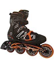 K2 Herren Inliner VO2 90 Speed Boa M schwarz / orange