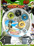 Offer: 4 Beyblade Set With Launcher and ...