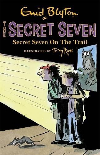 4: Secret Seven On The Trail by Enid Blyton (2013-05-02)