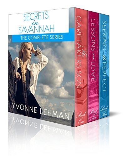 Secrets in Savannah Romance Box Set: