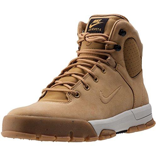Nike Air Nevist-6, Chaussures de Randonnée Homme Marrón (haystack/haystack-birch-velvet brown)