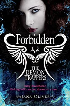Forbidden (The Demon Trappers series)