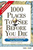 BUTLERS BOOK 1000 Places to see before you die
