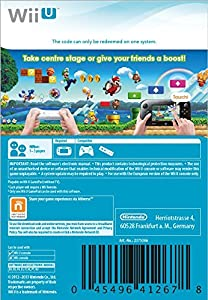 New Super Mario Bros. | Wii U - Download Code