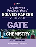 Chapterwise Solved Papers Chemistry GATE 2019