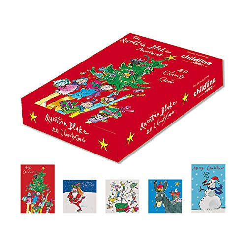 BESTOYARD 10pcs Christmas Card Hollow out Reindeer Greeting Cards Invito a Feste di Natale con Busta