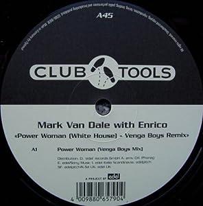 Mark Van Dale With Enrico