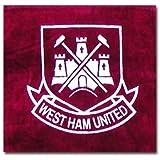 West Ham Face Towel