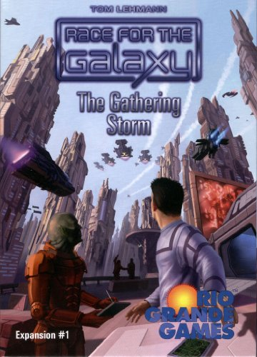 Rftg The Gathering Storm (Race The For Galaxy-brettspiel)