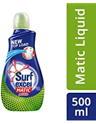 Surf Excel Matic Top Load Liquid Detergent - 500 ml