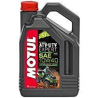 Huile lubrifiante motor quads ATV-UTV EXPERT 4T 10W40 4 L pas cher