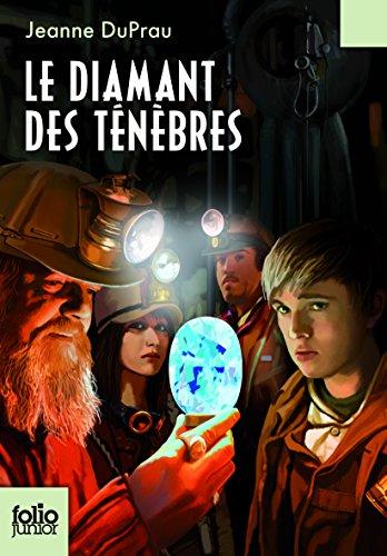 La Cité de l'Ombre, IV:Le diamant des ténèbres