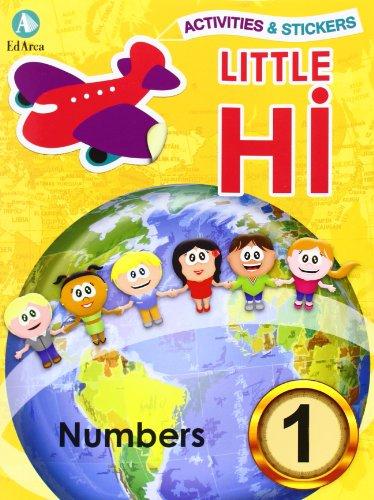 Activities & Stickers. Little Hi! Numbers 1 (Little Hii)