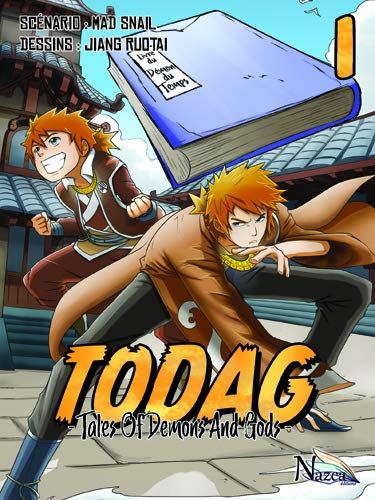 TODAG : Tales Of Demons And Gods Edition simple Tome 1
