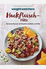 Weight Watchers - Hackfleisch-Hits: Die besten Rezepte für Frikadellen, Aufläufe und Chilis Broschiert