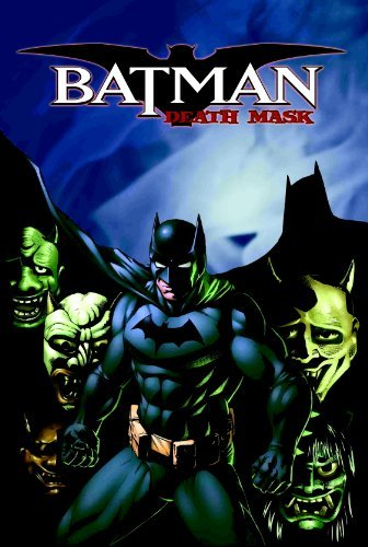 Batman Death Mask by Yoshinori Natsume (November 04,2008)